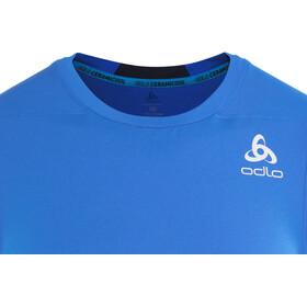 Odlo Ceramicool Pro Crew Neck SL Shirt Men energy blue